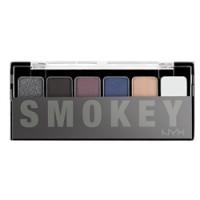 The Smokey Palette