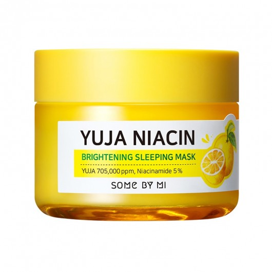 SOMEBYMI YUJA NIACIN 30 DAYS MIRACLE BRIGHTENING SLEEPING MASK 60g