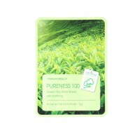 Tony Moly Pureness 100 Mask Sheet Green Tea