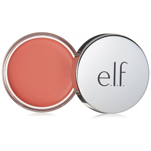 Elf Infused With Argan Oil And Vitamin E Cheeky Glow, Soft Rose