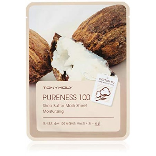 Tony Moly Pureness 100 Mask Sheet Shea Butter