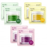 NEOGEN BIO PEEL GAUZE SHEET MIX LEMON 2 + WINE 2 + GREENTEA 2
