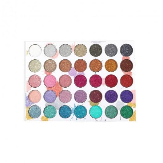 Beauty Creations Splash of Glitter 2 Eyeshadow Palette