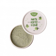 Saturday Looks Minty Gentle Scrub Face Mask 125GR
