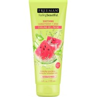 FREEMAN FEELING BEAUTIFUL Soothing Watermelon + Aloe Cooling Gel Mask