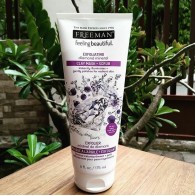 Freeman Feeling Beautiful Exfoliating Diamond Mineral Clay Mask + Scrub