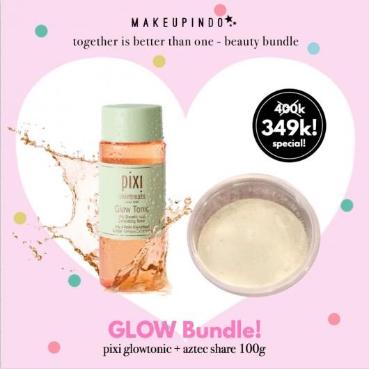 Beauty Bundle Pixi Glow Tonic + Aztec Share