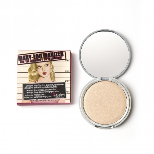 THE BALM MARY-LOU MANIZER® HIGHLIGTER MINI
