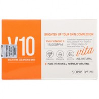 SOME BY MI  V10 Multi Vita Cleansing Bar, 95 g