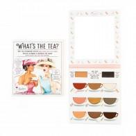 THE BALM WHAT'S THE TEA?® EYESHADOW PALETTE HOT TEA
