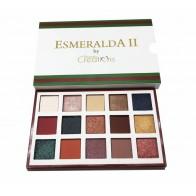 Beauty Creations Palette - Esmeralda II
