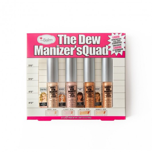 The Balm The Dew Manizer Squad