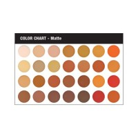 RUDE No Regrets! 28 Excuses Eyeshadow Palette - Matte