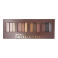 City Color Barely Exposed Eye Shadow Palette