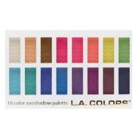 LA Colors  16 COLOR EYESHADOW PALETTE