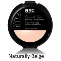 NYC SMOOTH SKIN PRESSED FACE POWDER