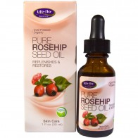 Life Flo Pure Rosehip Seed Oil, Skin Care, 1 oz (30 ml)