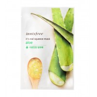 Innisfree It's Real Squeeze Mask Sheet Aloe 20ml