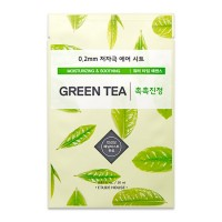 Etude House 0.2 Therapy Air Mask - Green Tea