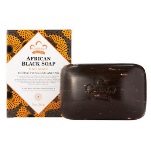 NUBIAN HERITAGE AFRICAN BLACK SOAP BAR SOAP