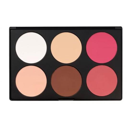 BH Cosmetics Contour & Blush Palette