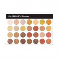 RUDE No Regrets! 28 Excuses Eyeshadow Palette - Shimmer