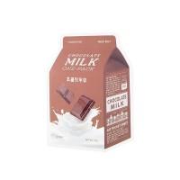 Apieu Chocolate Milk Sheet Mask