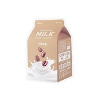 Apieu Coffee Milk Sheet Mask