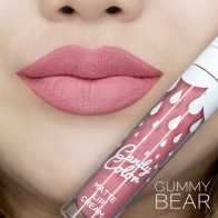 Candy Color Matte Lip Cream Gummy Bear