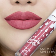 Candy Color Matte Lip Cream Marshmallow