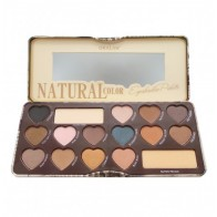 OKALAN Natural Color Eyeshadow Palette A