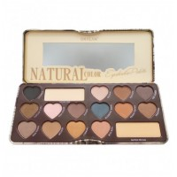 OKALAN Natural Color Eyeshadow Palette A