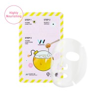 Wonjin Mask [Withbee Honey Bomb Mask ] Powerful Prescription for the Undernourished Skin