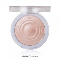 J CAT YOU GLOW GIRL BAKED HIGHLIGHTER Crystal Sand