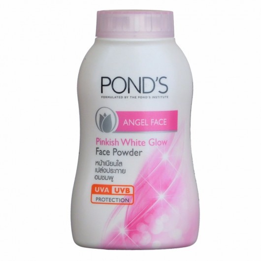 POND'S ANGEL FACE PINKISH WHITE GLOW FACE POWDER