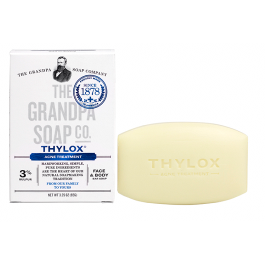 Grandpa Thylox Bar Soap 92gr