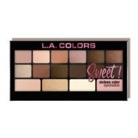 LA Color SWEET! 16 COLOR EYESHADOW Charming