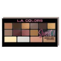 LA Color SWEET! 16 COLOR EYESHADOW Seductive