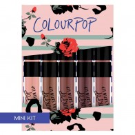 Colourpop Ultra Matte Mini Set - On A Whim