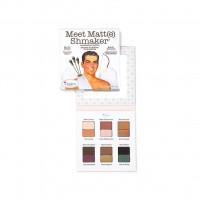 The Balm Meet Matt(e) Shmaker.® Eyeshadow Palette