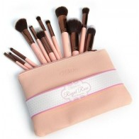 Beauty Creations 12pc Royal Rose Brush Set
