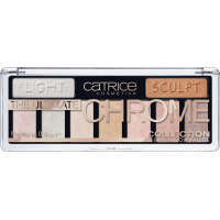 Catrice The Ultimate Chrome Collection Eyeshadow Palette - 010 HEIGHTS AND LIGHTS