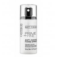 Catrice Prime And Fine Anti-Shine Fixing Spray