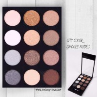 CITY COLOR SMOKEY NUDES