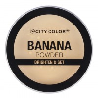 City Color New Loose Banana Powder