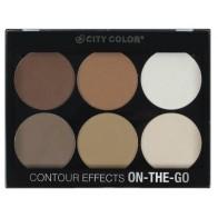City Color Contour Effects On-The-Go