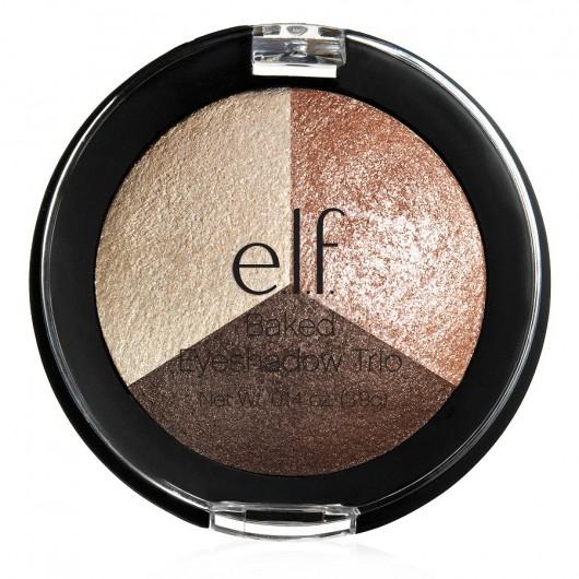 ELF Studio Baked Eyeshadow Trio