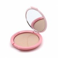 Emina Bare With Me Mineral Compact Powder 02 - Light Beige (14g)