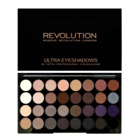 Makeup Revolution Ultra 32 Shade Eyeshadow Palette - Affirmation
