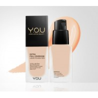 Y.O.U Extra Full Coverage Liquid Foundation